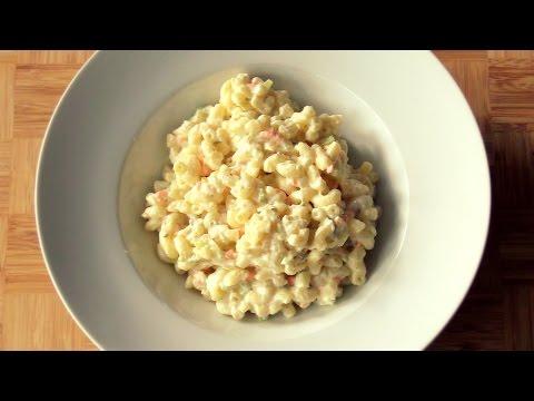 KFC Macaroni Salad | The Urban Vegan