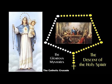 Virtual Rosary - ALL Mysteries (Joyful * Luminous * Sorrowful * Glorious)