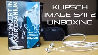 Video Klipsch Image S4i II (2) In-Ear Headphones Unboxing download MP3, 3GP, MP4, WEBM, AVI, FLV Juli 2018
