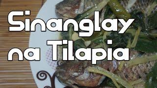 Sinanglay Na Tilapia Recipe Filipino Tagalog Fish
