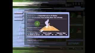 International Cricket Captain 3 PC 2007 Gameplay