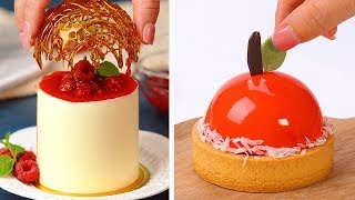 So Yummy Dessert Recipes For Fresh Summer | Most Satisfying Cake Tutorial | Tasty Plus Cake