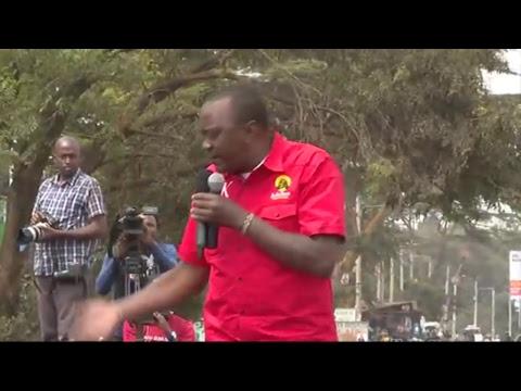 PSCU Kenya -Karatina in Nyeri rally