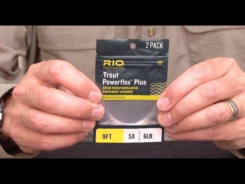 Rio Powerflex Trout Leaders