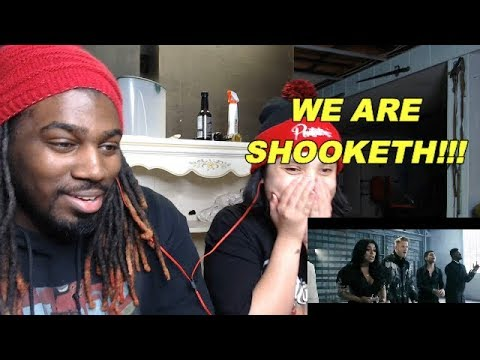 [OFFICIAL VIDEO] The Sound Of Silence - Pentatonix [REACTION!!!]