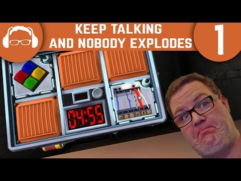My Life in Your Brain | Keep Talking and Nobody Explodes Ep. 1