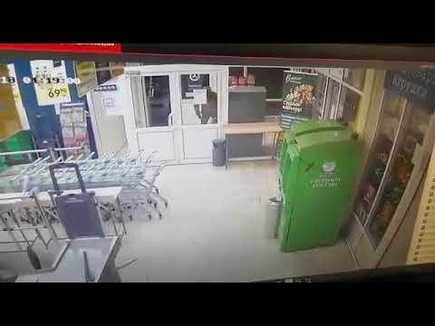Подрыв банкомата в Зеленограде