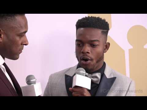 Academy Talks: Red Carpet Interview with Stephan James