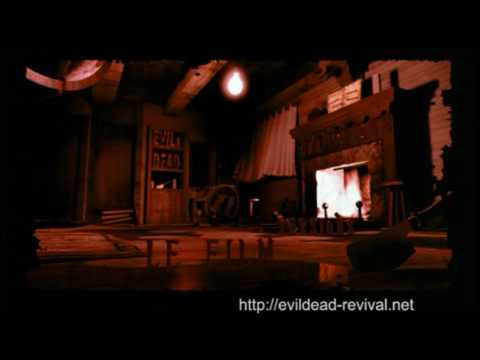 Evil Dead - French DVD TF1 Video Menu