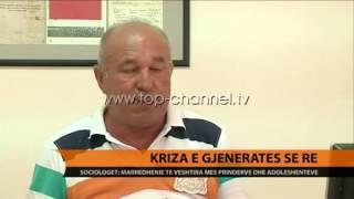 Gjenerata e re, sociologët: Marrëdhënie të vështira prind-adoleshent - Top Channel Albania - Lajme