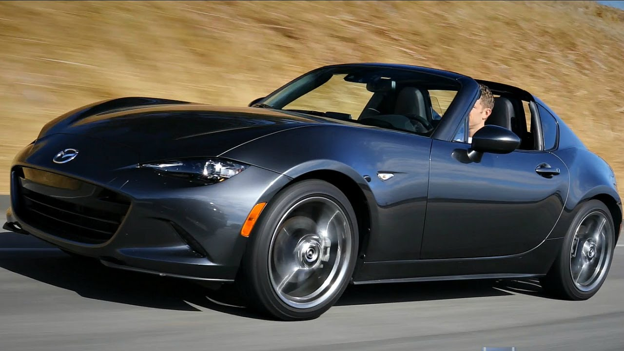 2017 Mazda MX-5 Miata - Review and Road Test - YouTube