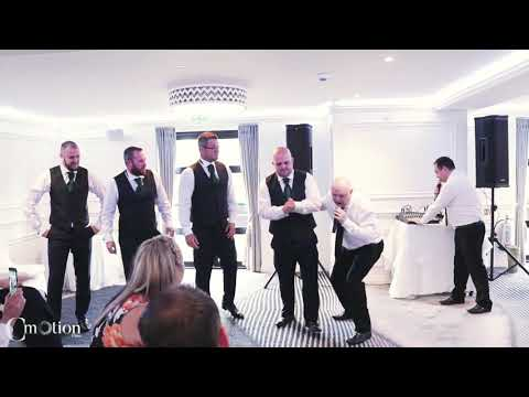 Surprise Singing Waiters act The Sing Along Waiters