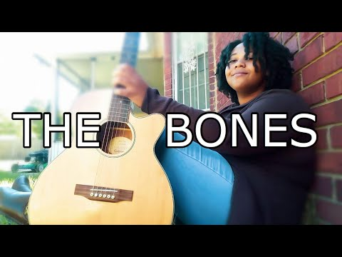 Maren Morris, Hozier -The Bones - Fingerstyle Guitar Cover