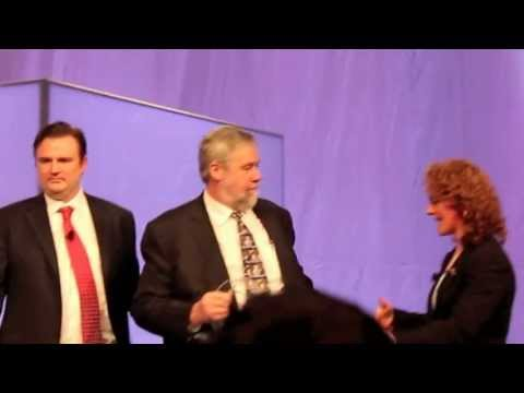 2012 MIT Sloan Sports Analytics Conference- Bill James Accepts Lifetime Achievement Award
