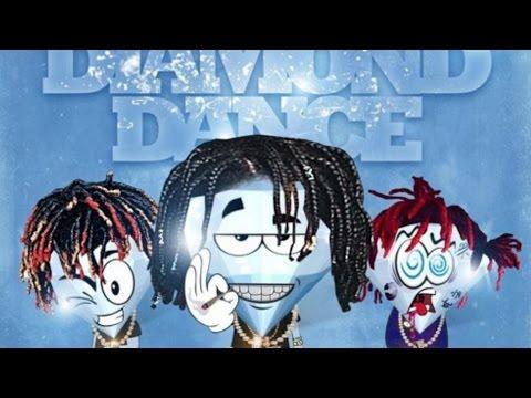 Hoodrich Pablo Juan ft Famous Dex & Rich The Kid - Diamond Dancing