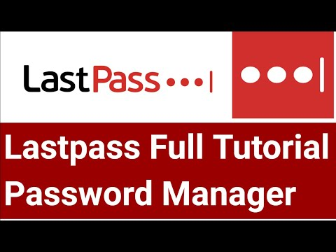 How to Add LastPass app in Chrome and Firefox | Auto Form Filler
