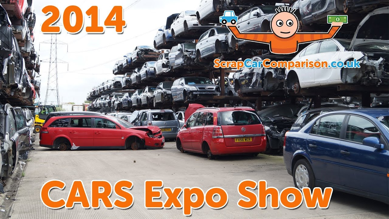 CARS Expo Show 2014 - Vehicle Recycling and Scrap - YouTube
