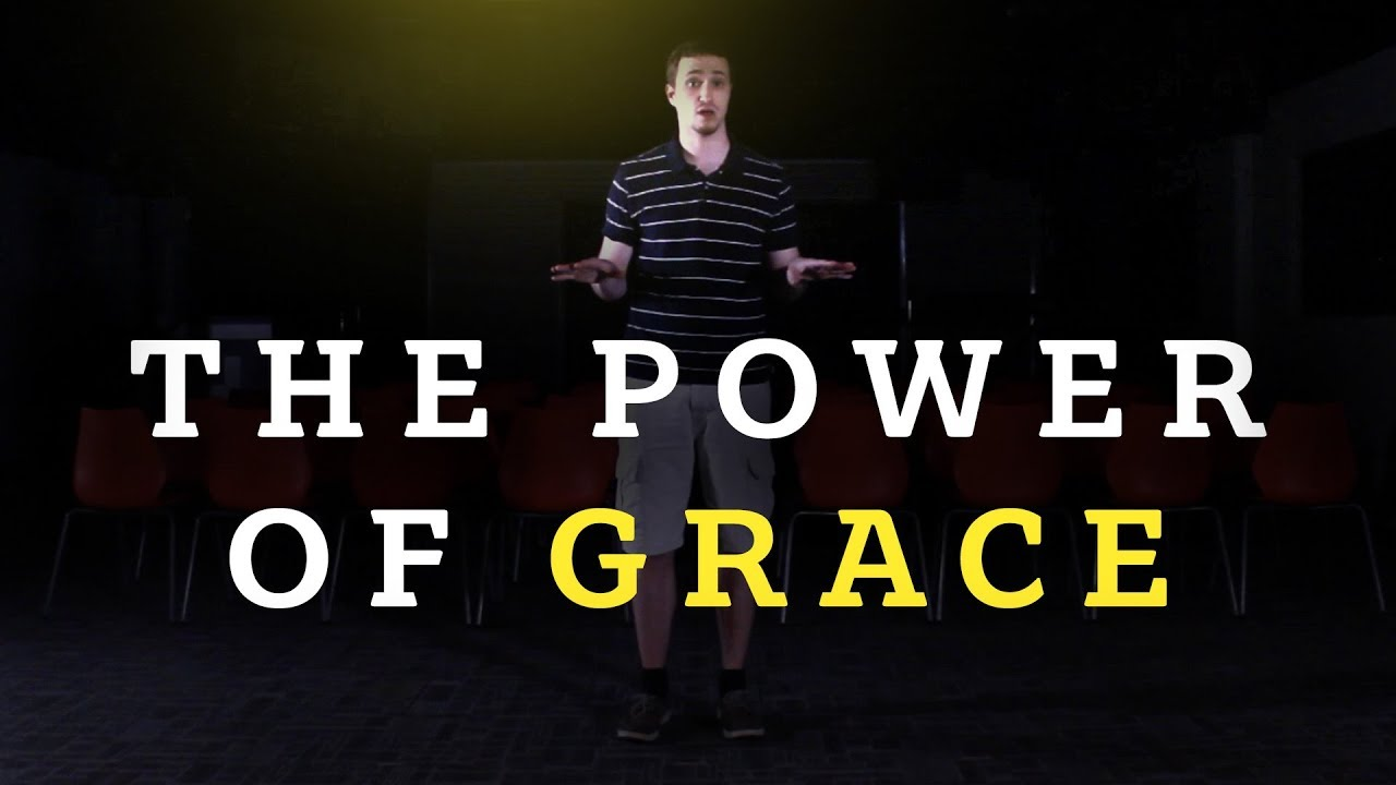 The LIFE CHANGING Power of God's Grace