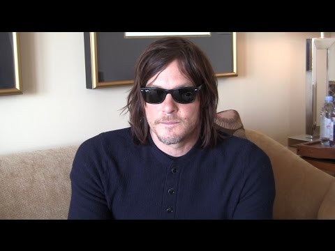 Norman Reedus on 'Triple 9', 'The Walking Dead' and Being Tackled by His Fans