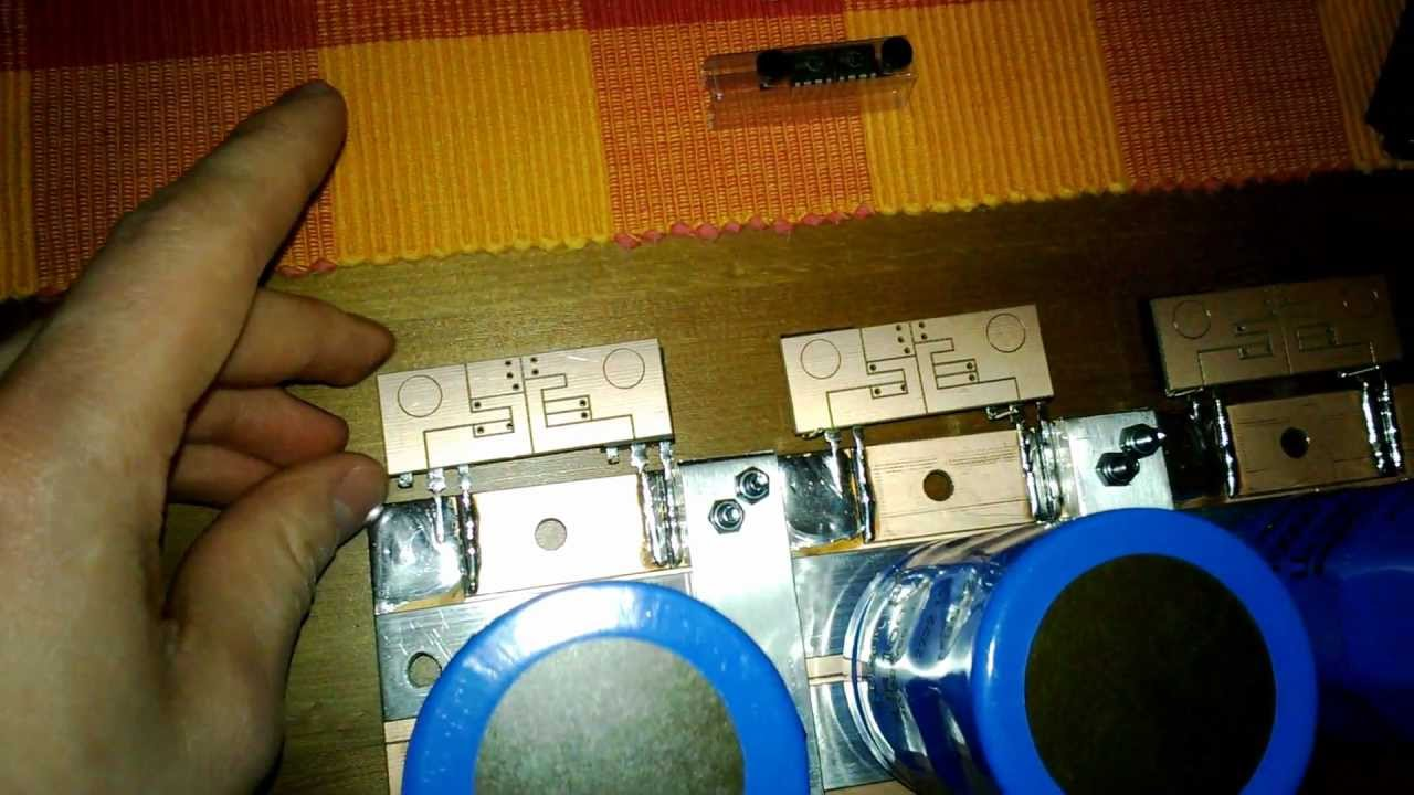 Sevcon Millipak Pmac Motor Controller Mod  Repair