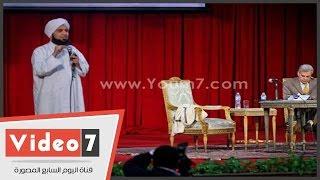 الحبيب الجفرى يؤكد أحقية جامعة القاهرة فى قرار حظر النقاب