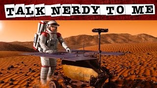 5 Freaky Facts About Living on Mars | TNTM