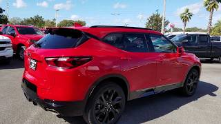 Chevrolet Blazer RS V6 Red Hot 2019 en Español