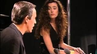 Agnès Boulard à propos de sa condition de potiche - Archive INA