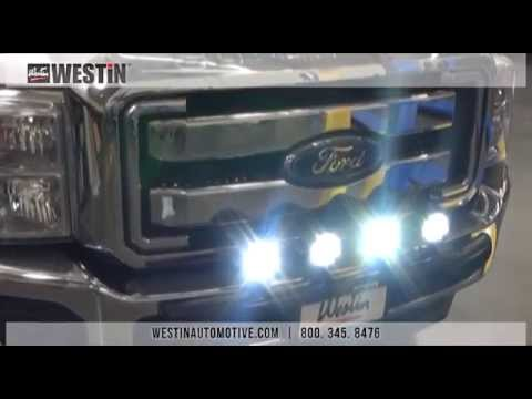 How to Install Westin Axis HP LED Auxiliary Lights