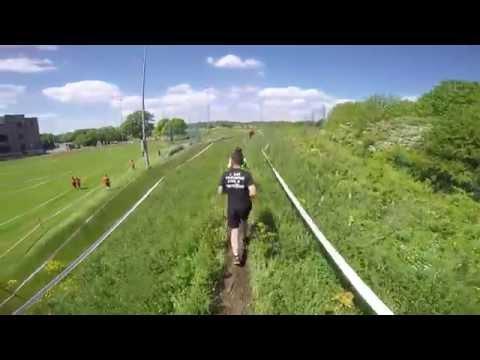 Spartan Race Sprint Allianz Park London 2015 Video