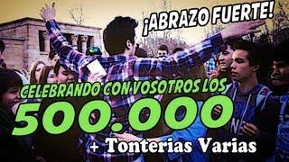 Abrazos, Monos y Pilas - Celebrando con Vosotros 500.000 Sú thumbnail