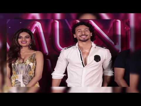Nidhi Agerwal Speech at Munna Michael Trailer Launch | Eros International, Next Gen Films