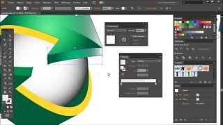 Как сделать дизайн логотипа В Illustrator CS6 - Speedy Логотип(, 2014-09-28T16:56:30.000Z)