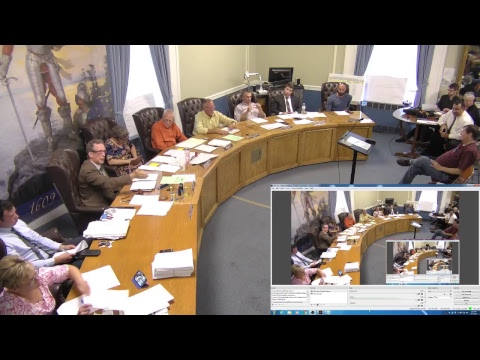 City of Plattsburgh, NY Meeting  9-13-18