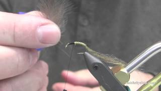 Blue Winged Olive Emerger Fly Tying Video