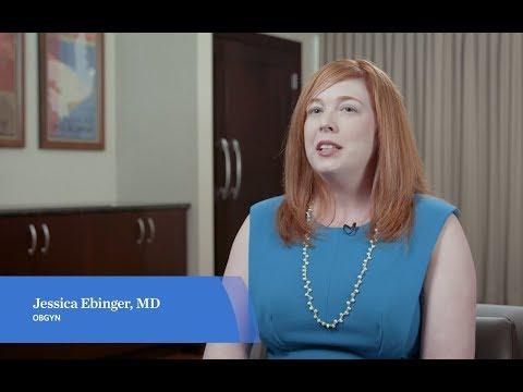 Meet Jessica Ebinger, MD, OBGYN   Ascension Indiana