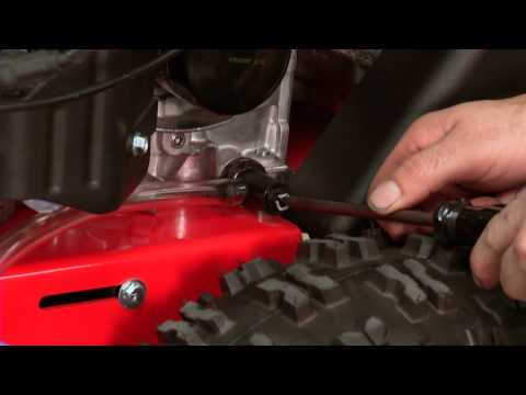 How to Change the Oil of Your DR Field and Brush Mower
