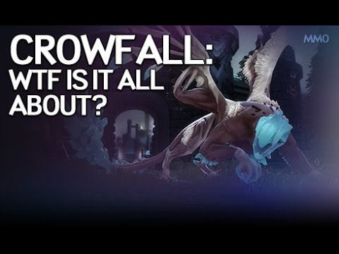 Crowfall - MMORPG com