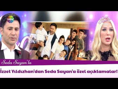 İzzet Yıldızhan'dan Seda Sayan'a özel açıklamalar!