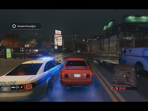 Let's Play Watch_Dogs 002 - The Perfect Getaway
