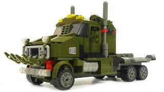 Ausini Titan form heroes 25612 Army Carry Truck