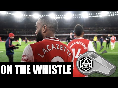 On the Whistle: Arsenal 4-0 Newcastle - 'What's this warm fuzzy feeling?'