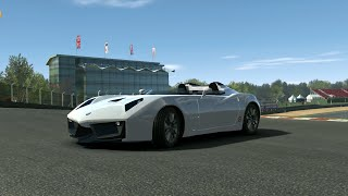 Real Racing 3- Spada codatronca barchetta gameplay