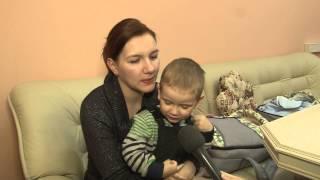 2014 12 26 - Имянаречение в ЗАГСе (Лобня)