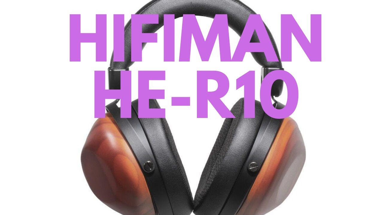 The Scoop On New Hifiman HE-R10 Closed Back Headphones - A Sony R10 Rip Off?