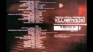 Technical Itch - Killa bites 2           disc 1 + disc 2