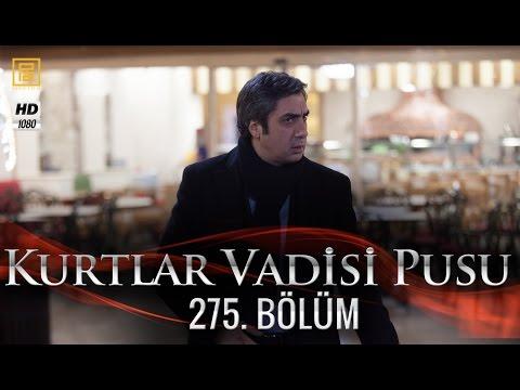 Kurtlar Vadisi Pusu 275. Bölüm