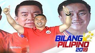 Mga pambato ng PDP-Laban, nag-ikot kasama ang mga lokal na kandidato ng San Juan