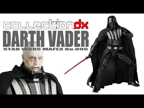 Mafex No. 006 Star Wars Darth Vader - CollectionDX