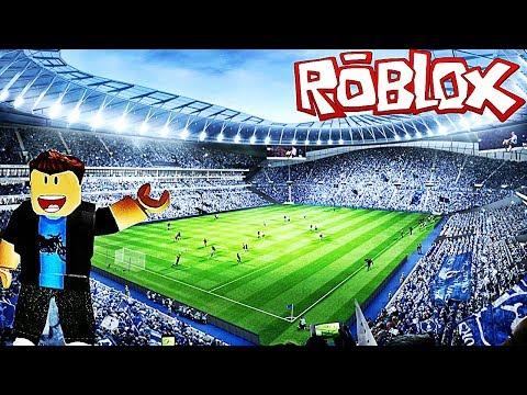 MON STADE DE FOOTBALL ! | Roblox